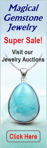 Magical Gemstone Jewelry Auctions - Super Deals on Trade Me
